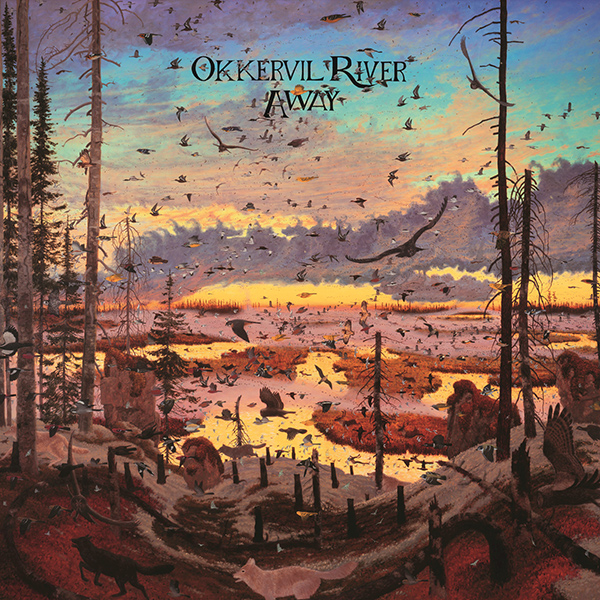 Okkervil River - Away